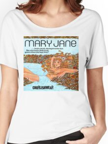 MARY JANE Women's Relaxed Fit T-Shirt