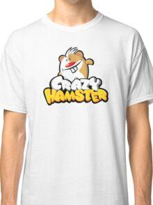 Crazy Hamster Classic T-Shirt
