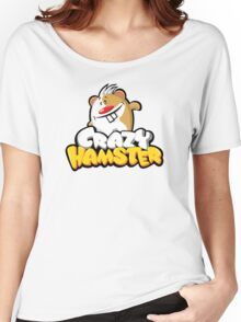 Crazy Hamster Women's Relaxed Fit T-Shirt