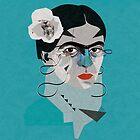 Frida Blue by zaneta-antosik
