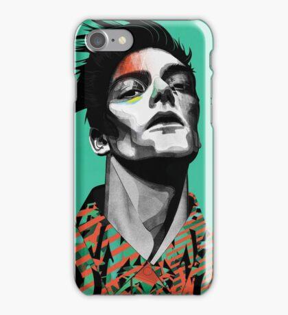 Digital V iPhone Case/Skin