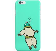 Diver iPhone Case/Skin