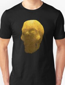human skull Unisex T-Shirt