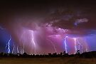 Thunderstorm  by EOS20