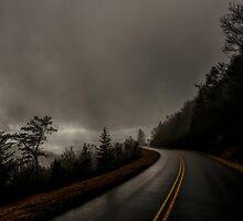 High Mountain Drive by JKKimball
