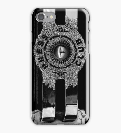 The Press Club iPhone Case/Skin