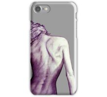 Nude Back cover iPhone Case/Skin