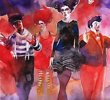 Circus by Alessandro Andreuccetti