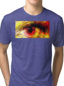 Past Vision Tri-blend T-Shirt