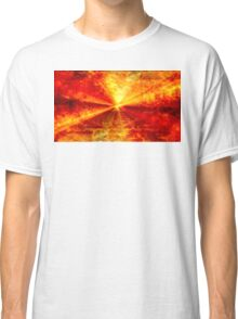 Heart Of Fire Classic T-Shirt
