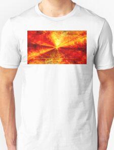 Heart Of Fire Unisex T-Shirt