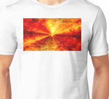 Heart Of Fire Unisex T-Shirt