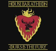 House Baratheon by CarloJ1956