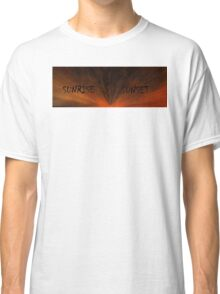 SUNRISE SUNSET Classic T-Shirt