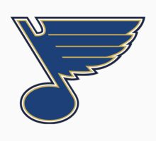 NHL… Hockey St. Louis Blues by artkrannie