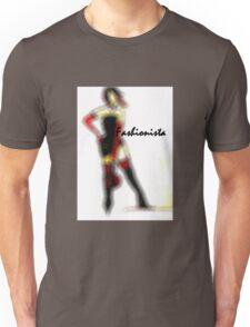 Fashionista Unisex T-Shirt