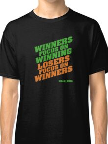 Conor McGregor - Quotes [Winners Tri] Classic T-Shirt