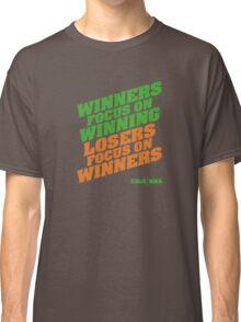 Conor McGregor - Quotes [Winners Tri] Classic T-Shirt