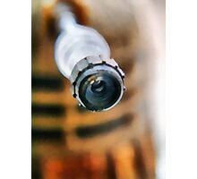 Dalek attack!  The (almost) all seeing eye Photographic Print