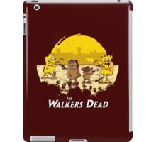 The Walkers Dead iPad Case/Skin