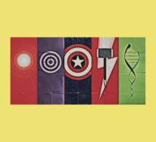 Vintage Marvel by eyevoodoo