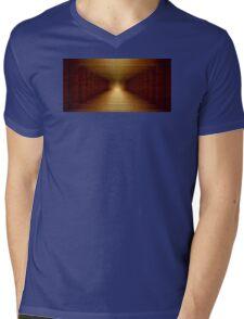 Passageway Mens V-Neck T-Shirt