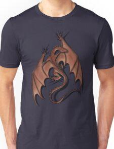 Smaug on your shirt! Unisex T-Shirt