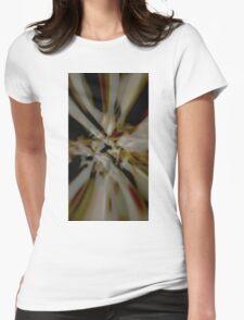 Human Spirit Womens Fitted T-Shirt