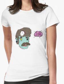 Headshot Womens Fitted T-Shirt