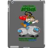 Bankster Attack Poster 1 iPad Case/Skin