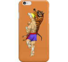 Tiger Uppercut iPhone Case/Skin