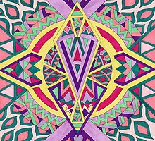 Abstract Journey by Pom Graphic Design