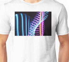 Light Painting Unisex T-Shirt
