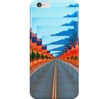 INFINITY ROAD iPhone Case/Skin