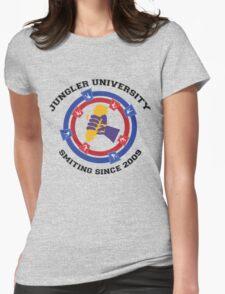 Jungler University Womens Fitted T-Shirt