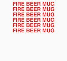 Fire Beer Mug Unisex T-Shirt