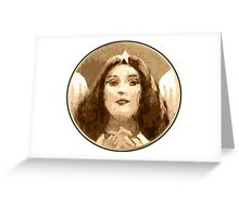 Angel Grace Greeting Card