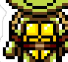 TMNT Donatello Pixel Sticker