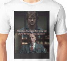 Hannibal Same Facial expressions Unisex T-Shirt