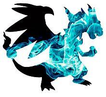 Mega Charizard X used Blast Burn by Gage White