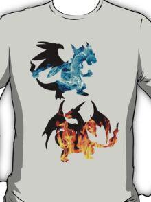 Mega Charizard X and Y used Blast Burn T-Shirt