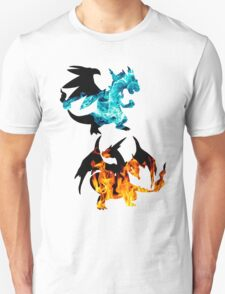 Mega Charizard X and Y used Blast Burn T-Shirt