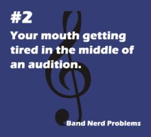 Band Nerd Problems #2 by DigitalPokemon