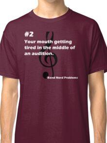 Band Nerd Problems #2 Classic T-Shirt