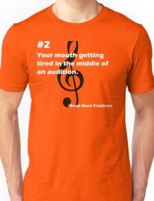 Band Nerd Problems #2 Unisex T-Shirt