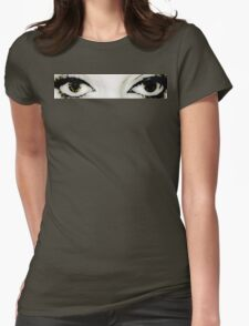 Eyes To The Soul Womens Fitted T-Shirt