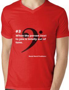 Band Nerd Problems #3 Mens V-Neck T-Shirt