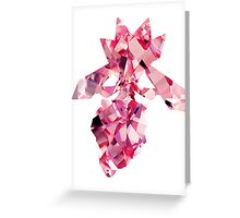 Diancie used Diamond Storm Greeting Card
