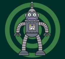 Robot by DoodleDave
