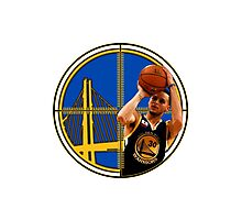 Steph Curry - American Sniper Photographic Print